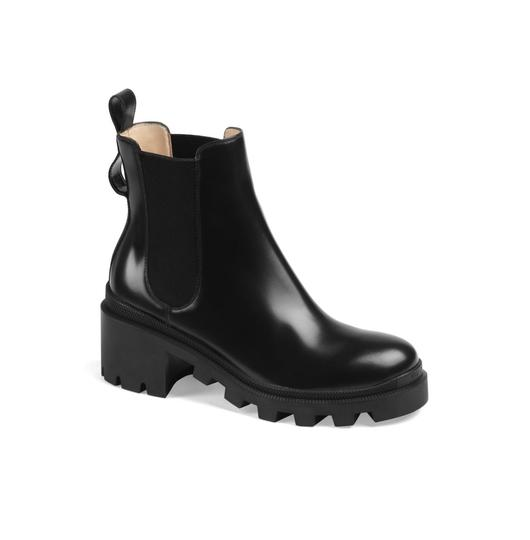 Gucci Black Boots Image 2