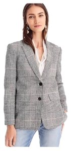 J.Crew Glen Plaid Blazer