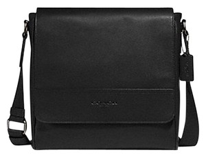 Coach F54781 54781 F54771 F28577 F68015 Black Messenger Bag