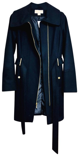 Preload https://img-static.tradesy.com/item/25386013/michael-kors-collection-black-gold-asymmetrical-belted-wool-coat-size-4-s-0-1-650-650.jpg