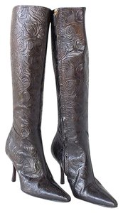 Escada Fashion - Knee-high Black Boots