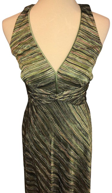 Preload https://img-static.tradesy.com/item/25387791/kay-unger-green-and-multi-mid-length-cocktail-dress-size-6-s-0-1-650-650.jpg