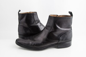 Bally Black Newsom Boots Shoes