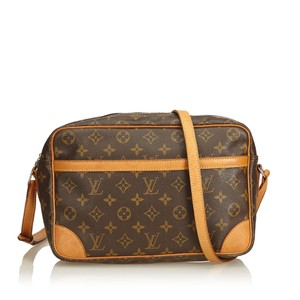 Louis Vuitton 8klvcx046 Vintage Cross Body Bag