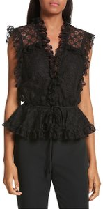 MILLY Top black with tag