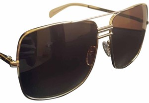 50475e08b4d30 Gold Céline Sunglasses - Up to 70% off at Tradesy
