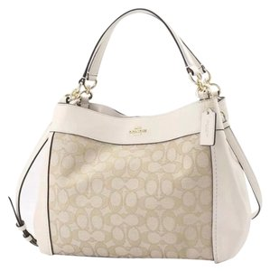 43a76791b06 White Coach Bags - 70% - 90% off at Tradesy