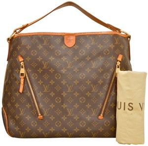Louis Vuitton Monogram Shopper Tote Shoulder Delightful Hobo Bag