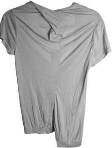 Chan Luu T Shirt Grey