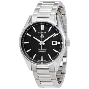 TAG Heuer Carrera Index H-Marker Stainless Steel Automatic Roundl Men's Watch
