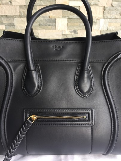 Céline Tote in Black Image 1