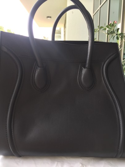 Céline Tote in Black Image 2