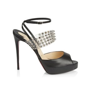 91dd0b8734d Christian Louboutin Sandals Stiletto Regular (M, B) Up to 90% off at ...