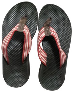 Chaco Red Sandals