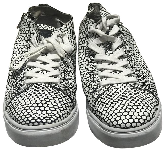 Item - Black and White Sneakers Size EU 41 (Approx. US 11) Regular (M, B)