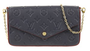 Louis Vuitton Monogram Canvas Gold Hardware Shoulder Bag
