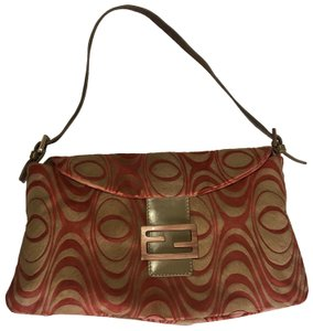 9a453275ab Red Fendi Baguettes - Up to 70% off at Tradesy