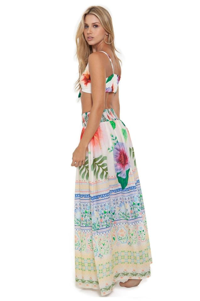 134677bee7 Agua Bendita Agua Bendita Heidi Pastel & Eleanor Pastel Tropic Skirt Resort  Wear Image 0 ...