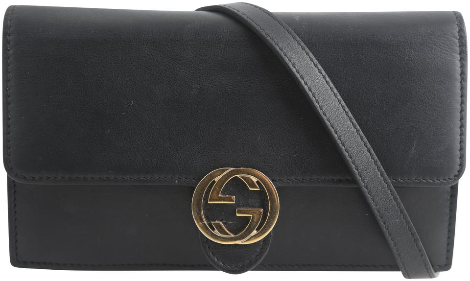 1a1c390a7d96 Gucci Gucci Icon Wallet Crossbody Bag Image 0 ...