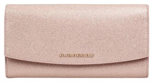 Burberry Glitter Patent London Leather Continental Wallet