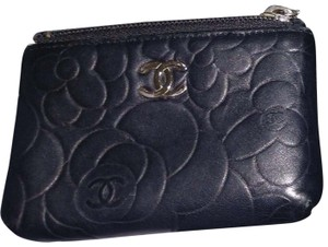 Chanel CHANEL Camellia Coin Purse Wallet