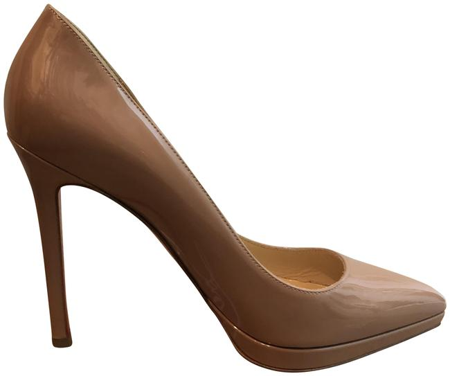 Item - Nude Pigalle Plato 100 Patent Formal Shoes Size EU 36.5 (Approx. US 6.5) Narrow (Aa, N)
