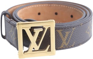 55db70531 Brown Louis Vuitton Belts - Up to 70% off at Tradesy