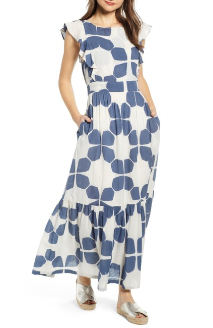Preload https://img-static.tradesy.com/item/25393312/anthropologie-blue-seville-ruffle-by-the-odells-long-casual-maxi-dress-size-4-s-0-0-650-650.jpg