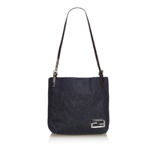 f6e158235e Blue Fendi Shoulder Bags - Up to 70% off at Tradesy (Page 2)