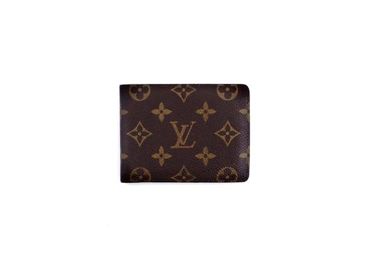Preload https://img-static.tradesy.com/item/25394170/louis-vuitton-brown-multiple-monogram-canvas-leather-bifold-mens-france-wallet-0-0-540-540.jpg