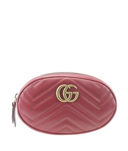 a268fc851a47 Get Red Leather Gucci Weekend & Travel Bags for 70% Off or Less at ...
