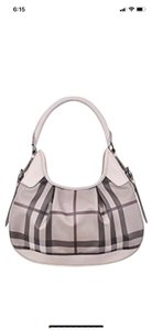 Burberry Tote in Brown and gray
