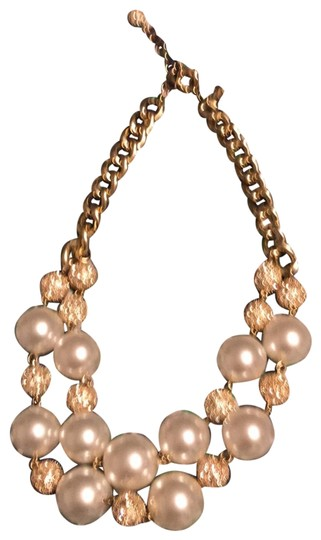 Preload https://img-static.tradesy.com/item/25394636/lilly-pulitzer-white-pearlgold-chain-on-the-rocks-necklace-0-1-540-540.jpg