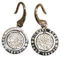 MICHAEL Michael Kors Michael Kors Silver crystal drop earrings