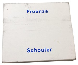 Proenza Schouler Leather New White Boots