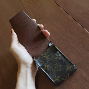 1841d96690 Louis Vuitton Cigarette Cases - Up to 70% off at Tradesy