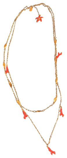 Preload https://img-static.tradesy.com/item/25395728/lilly-pulitzer-gold-coral-necklace-0-1-540-540.jpg