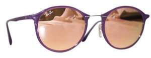 Ray-Ban Lightray mirrored sunglasses