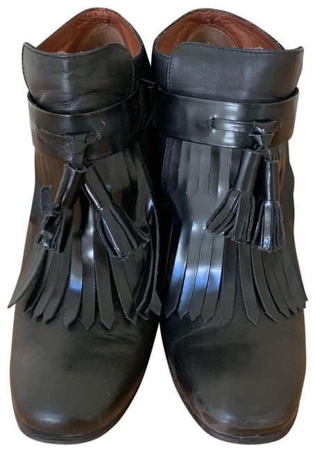 Item - Black Alley Boots/Booties Size US 7 Regular (M, B)