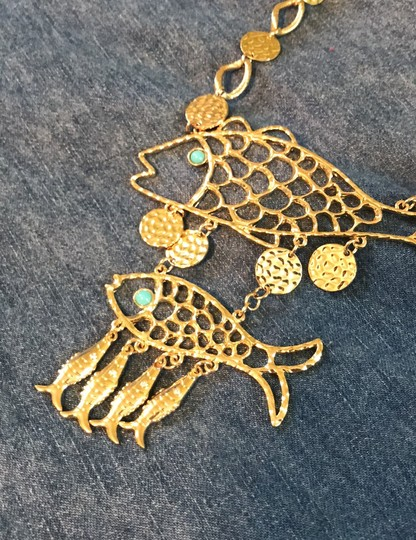 Lilly Pulitzer fish necklace Image 1