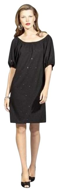 Dessy Short Sleeves Dress