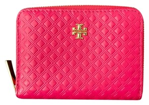 Tory Burch Authentic Tory Burch Key and Card Holder Wallet