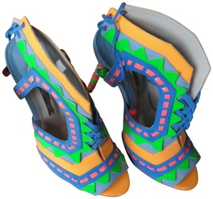 Sophia Webster Multi Boots
