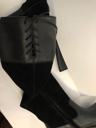 Lucky Brand black Boots Image 4