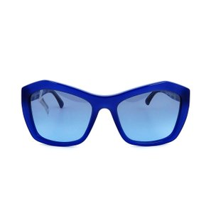 Chanel CH5296 c.1483/S2 Blue Lace Sunglasses Italy