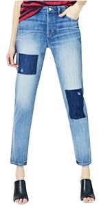 Kate Spade Relaxed Fit Jeans-Medium Wash