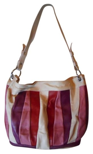Preload https://item1.tradesy.com/images/patchwork-hobo-multi-pink-purple-and-red-leather-shoulder-bag-253980-0-0.jpg?width=440&height=440
