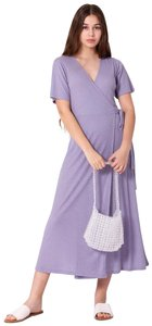 lavender Maxi Dress by Double Zero
