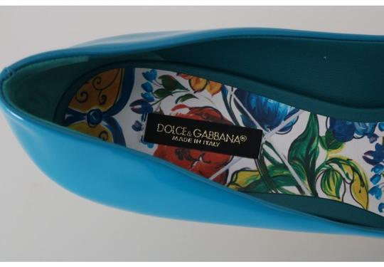 Dolce&Gabbana Blue Pumps Image 4