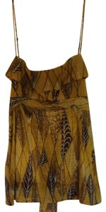 BCBG Max Azria Top Safari Print